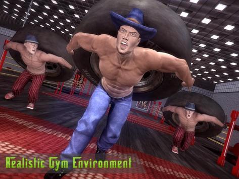 Vegas Mafia god training fight screenshot 5