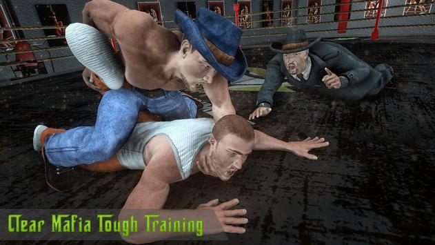 Vegas Mafia god training fight screenshot 2