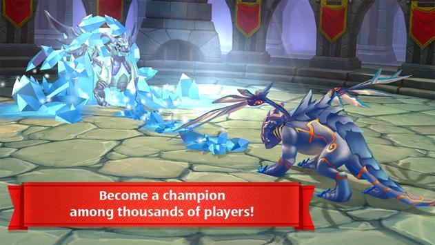Dragons World captura de pantalla 3