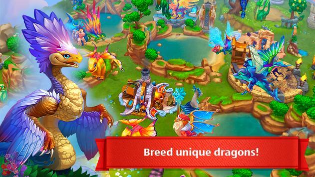 Dragons World plakat