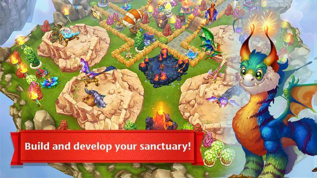 Dragons World captura de pantalla 11
