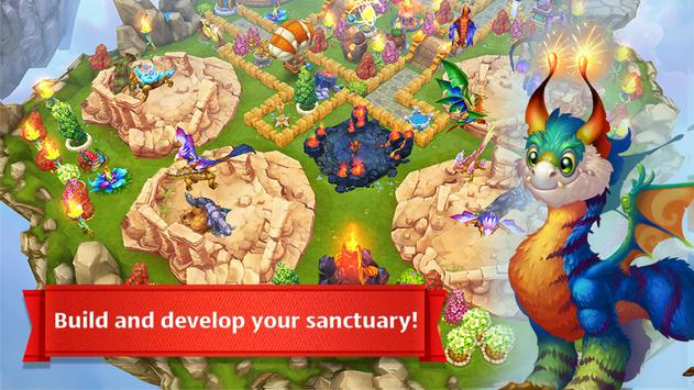 Dragons World captura de pantalla 4