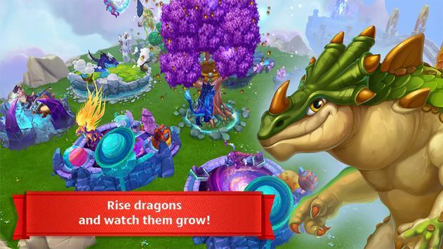 Dragons World captura de pantalla 8