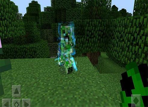 Creeper Mod For Minecraft apk screenshot