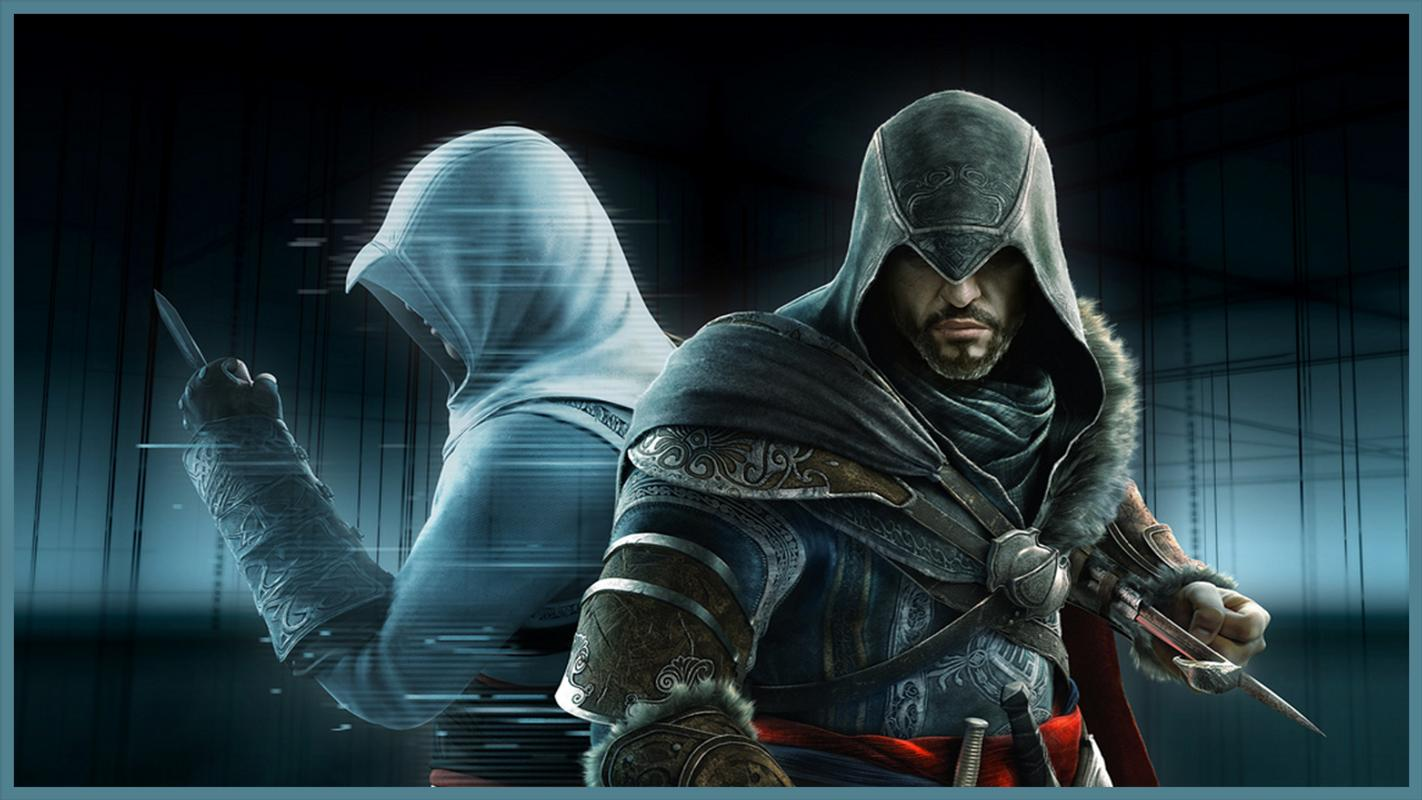 Live Wallpaper For Assasins Creed Poster