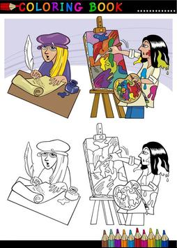 Free Coloring Pages For Girls for Android - APK Download