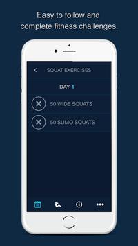 30 Day Squats screenshot 1