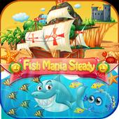 Fish Mania Steady icon