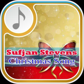 Sufjan Stevens Christmas Song poster