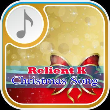 Relient K Christmas Song poster