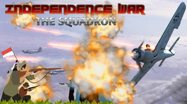 Squadron 1945 : Independence War poster