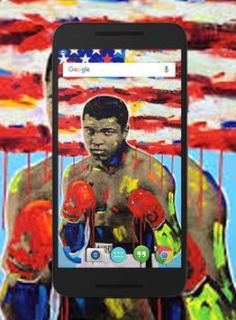 Muhammad Ali Wallpaper HD screenshot 4
