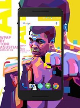 Muhammad Ali Wallpaper HD poster