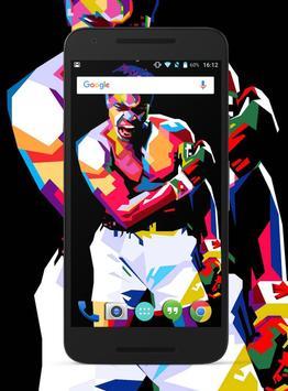 Muhammad Ali Wallpaper HD screenshot 1