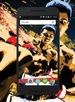 Muhammad Ali Wallpaper HD screenshot 3