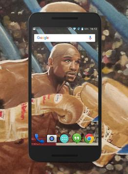 Floyd Mayweather Wallpaper screenshot 3