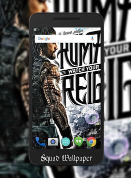 Roman Reigns Wallpaper apk screenshot
