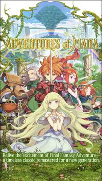 Adventures of Mana-poster