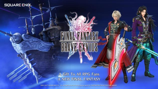 FINAL FANTASY  BRAVE EXVIUS apk screenshot
