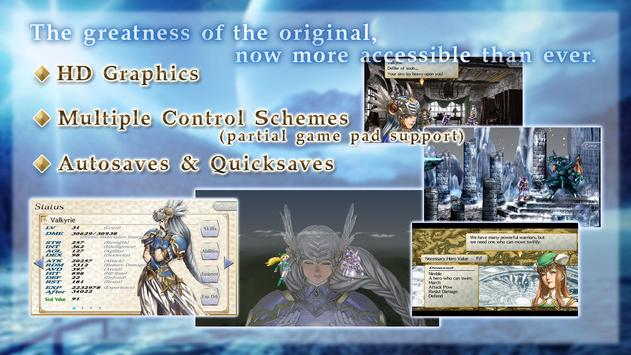 VALKYRIE PROFILE: LENNETH captura de pantalla 4