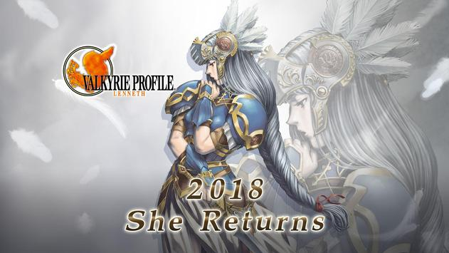 Poster VALKYRIE PROFILE: LENNETH
