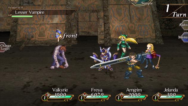 VALKYRIE PROFILE: LENNETH captura de pantalla 11