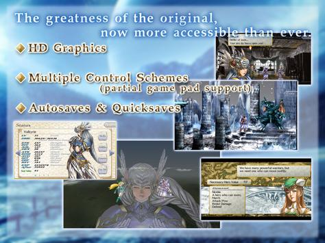VALKYRIE PROFILE: LENNETH captura de pantalla 16