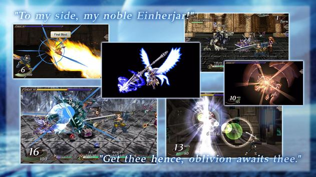 VALKYRIE PROFILE: LENNETH captura de pantalla 3