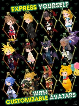 KINGDOM HEARTS Union χ[Cross] apk screenshot