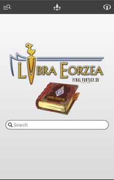 FINAL FANTASY XIV LIBRA EORZEA poster