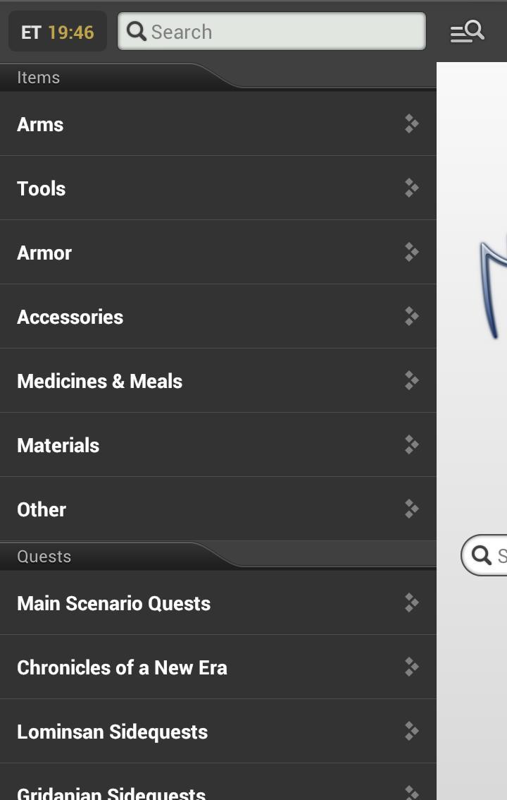FINAL FANTASY XIV LIBRA EORZEA for Android - APK Download