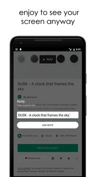 notly - notifications for your needs screenshot 2