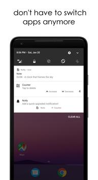 notly - notifications for your needs screenshot 4