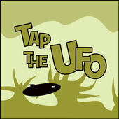 TapOn - Tap the Ufo icon