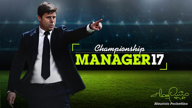 Championship Manager 17 poster