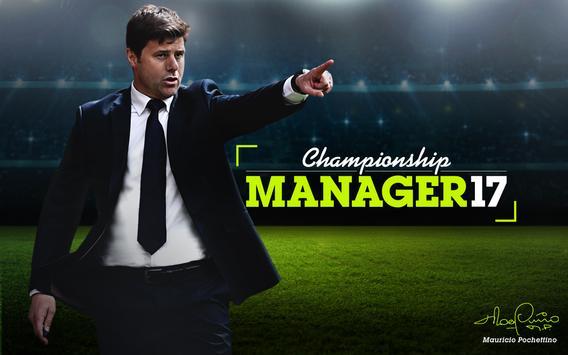 Championship Manager 17 apk screenshot
