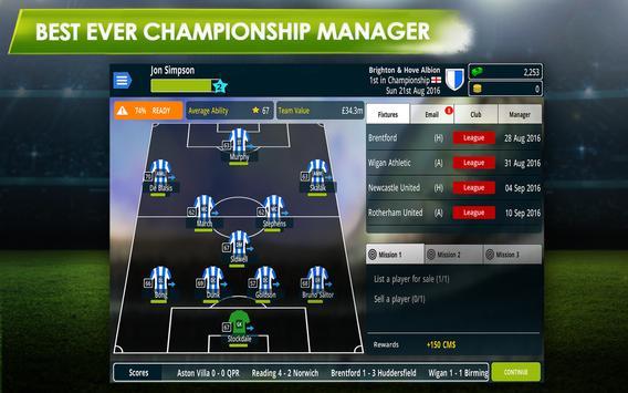 Championship Manager 17 screenshot 6