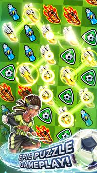 Puzzle Soccer poster