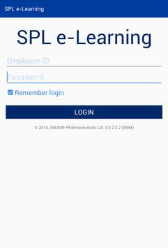 SPL e-Learning poster