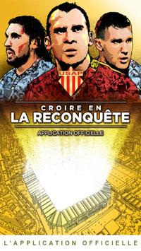 USAP Officiel poster