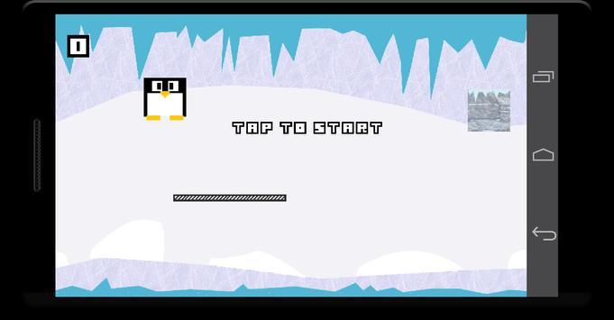 Square Penguin screenshot 2
