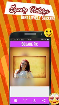 Insta Square Photo Editor ❤ poster