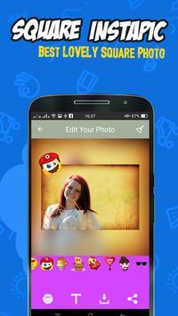 Insta Square Photo Editor ❤ apk screenshot
