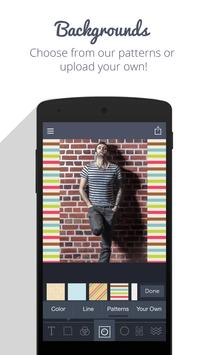 Photo Background for Instagram - Frames Photo Fit скриншот 2
