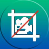 No Crop Video Video Edior Pro icon