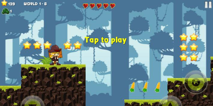 Super Squashy jump Bug adventure apk screenshot