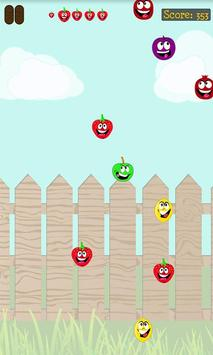 Crazy Fruit Catch screenshot 1