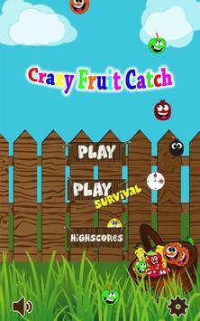 Crazy Fruit Catch screenshot 7