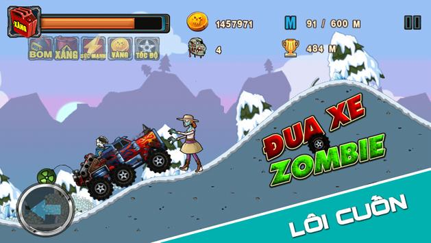 Dua Xe Zombie screenshot 1