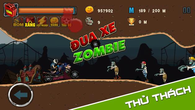 Dua Xe Zombie screenshot 8